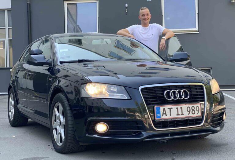 Steen og Audi A3